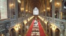 john rylands interior