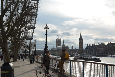 The Eye and Big Ben
