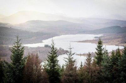 Driving to Isle of Skye-- Kirra
