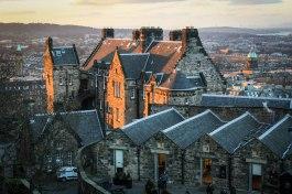 Edinburgh Castle-- kirra