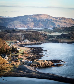Isle of Seil-- kirra