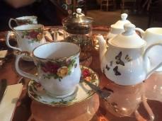 sketch teacups