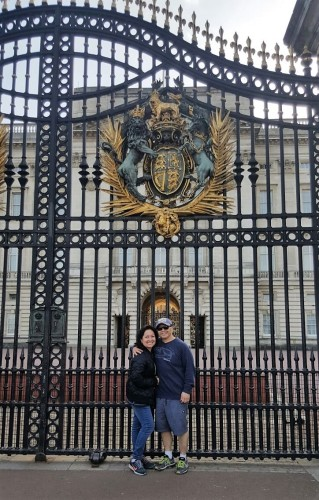 parents buckingham palace