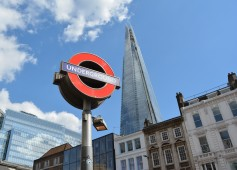 tube and shard