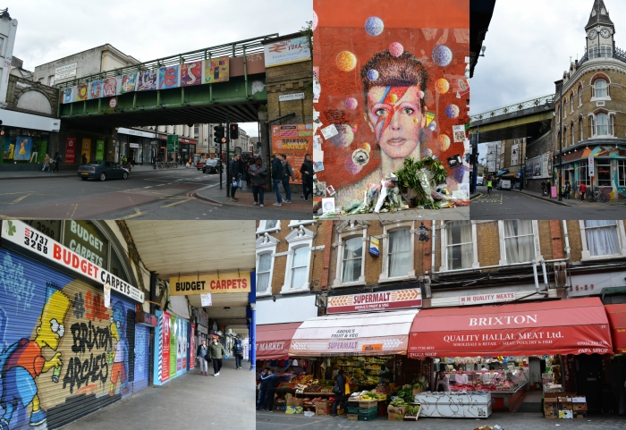 brixton Collage