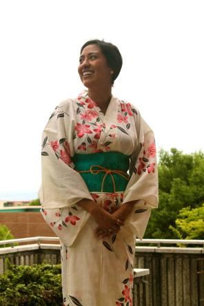 Osaka University summer Matsuri festival